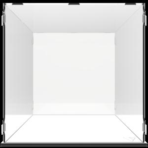 VITRINE ALPHA 50– L50 x P50 x H50