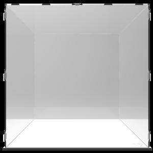 VITRINE ALPHA 70– L70 x P70 x H70