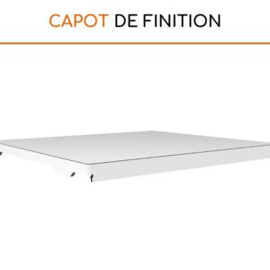CAPOT DE FINITION POUR VITRINE MODULABLE CEOS