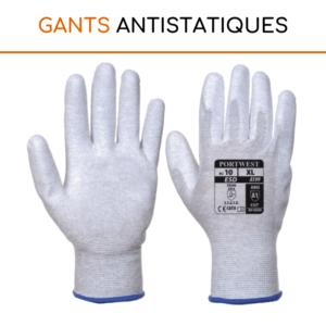 GANTS ANTISTATIQUES