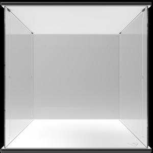 VITRINE ATLAS 60 – L60 x P60 x H60