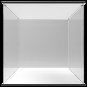 VITRINE ATLAS 70 – L70 x P70 x H70