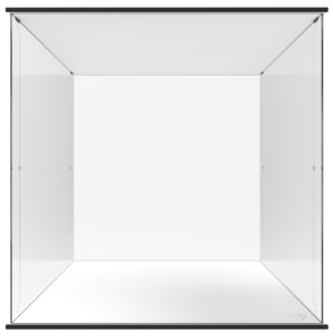 VITRINE ATLAS 80 – L80 x P80 x H80